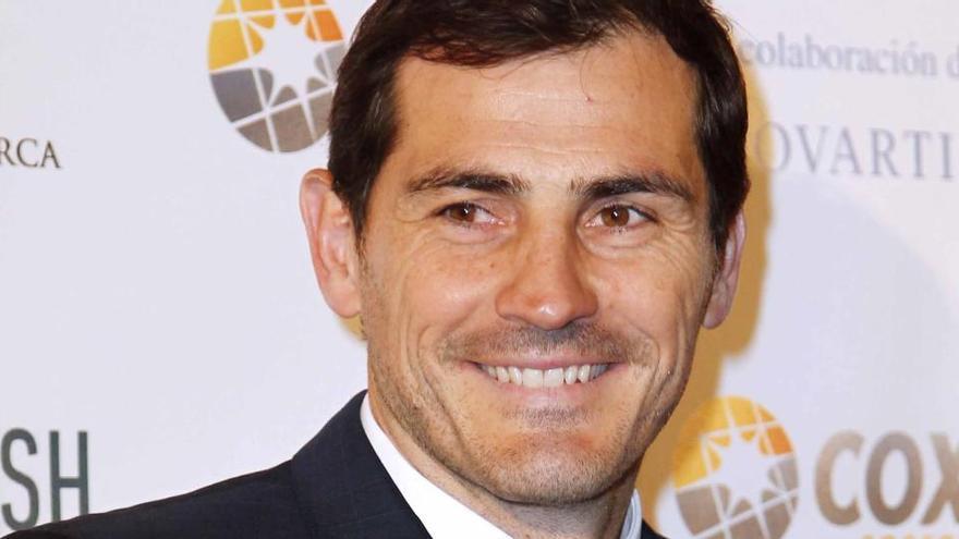 """Casillas, sobre sus suplencias con Mourinho: """"Fue personal"""""""