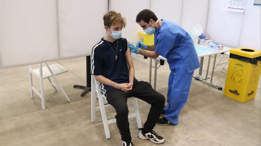 Salut organitza a Castelló d'Empúries dues jornades de vacunació massiva sense cita