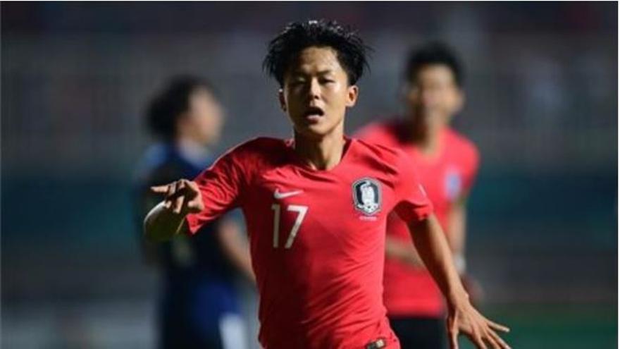 Vinculan al extremo Seung-woo Lee con el Sporting