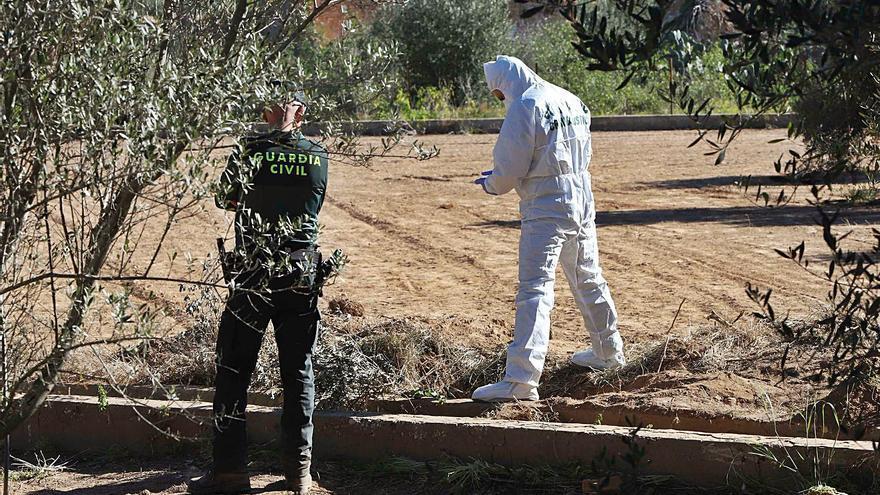 El padre indicó el lugar donde encontraron al niño mayor asesinado