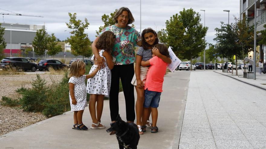 Las familias numerosas 'con título' en Extremadura crecen un 36% en una década