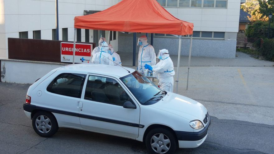 Cinco nuevos positivos por coronavirus en Zamora