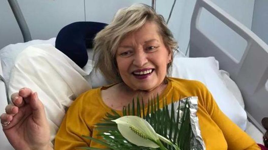 Boda en una cama del hospital de Ibiza por el coronavirus