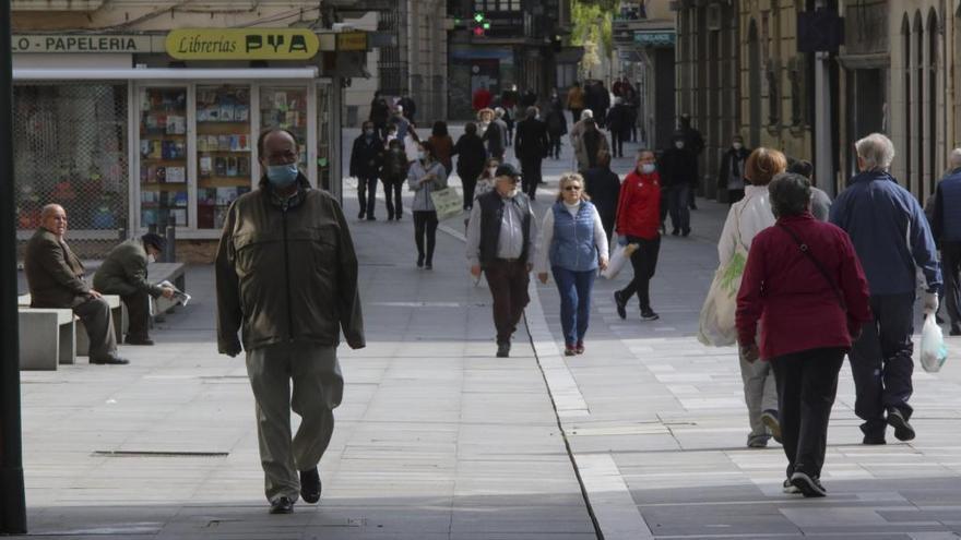 El PP propone peatonalizar siete kilómetros de calles y carreteras