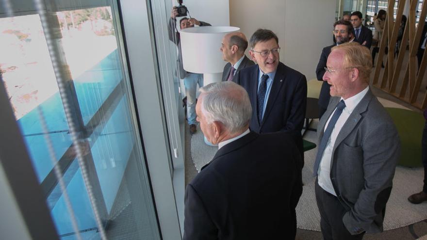 La EUIPO presenta la tercera fase de ampliación de sus instalaciones