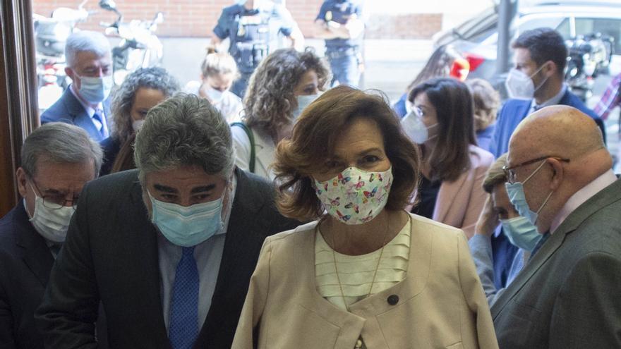 """Calvo defiende el indulto: """"No es un debate jurídico"""""""