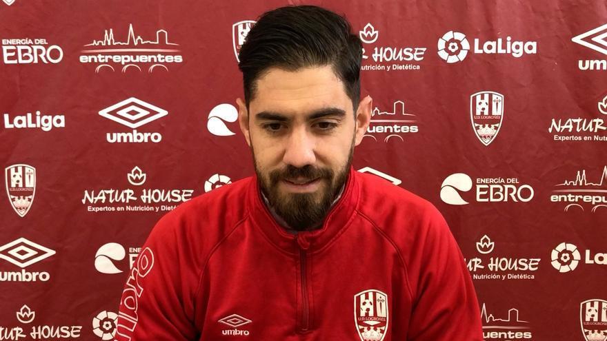 """Santamaría: """"El partido contra el Mallorca no deja de ser uno más"""""""