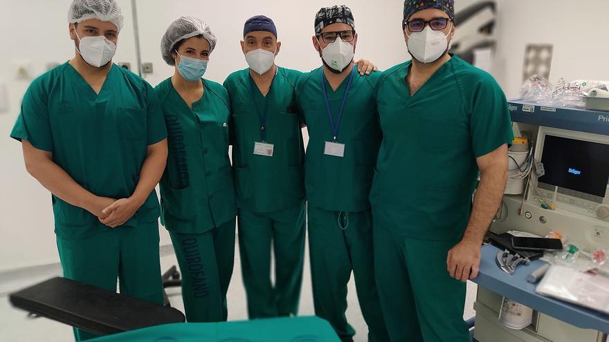El Hospital de Ronda afianza la utilización de la cirugía láser con diodo