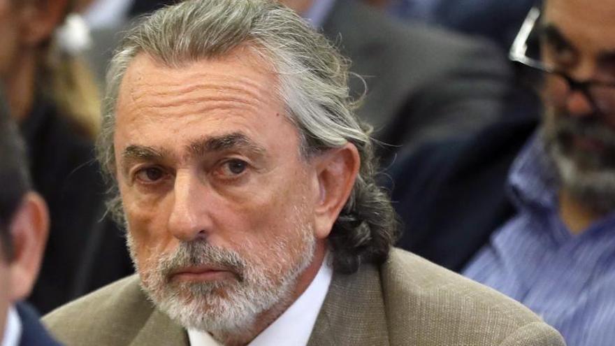 Correa dice en el juicio de Gürtel que compartió en Suiza una cuenta con el Rey emérito