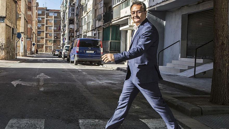 Francesc Sanguino Oliva: «El balance del bipartito en estos dos años es muy pobre, la ciudad no va a la velocidad que debería ir»