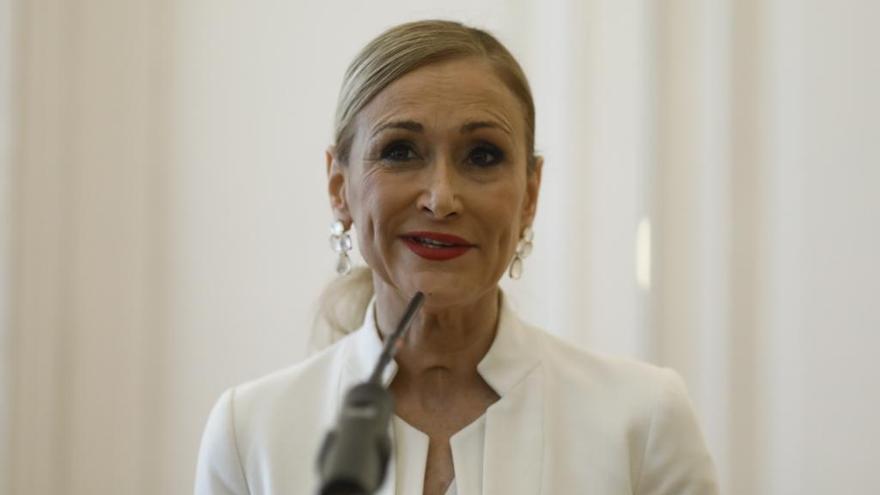 La jutgessa del cas Màster processa Cifuentes per falsedat documental