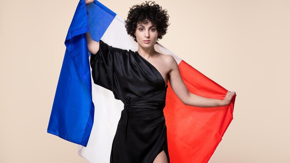 Barbara Pravi, la representante de Francia en Eurovisión 2021.