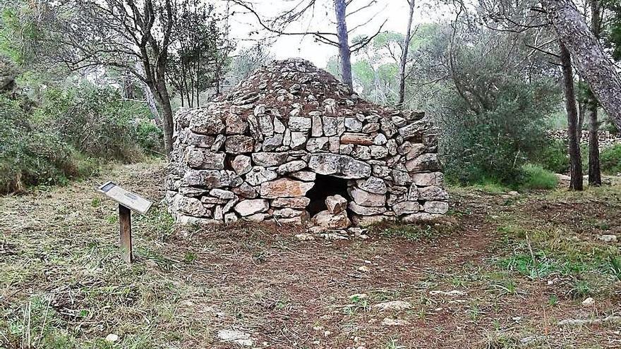 Recuperados valiosos elementos etnográficos del Parc Natural de Mondragó