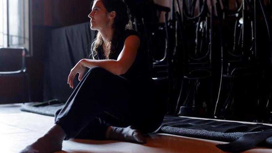 La bailarina grancanaria Dácil González, Premio Nacional de Danza 2019
