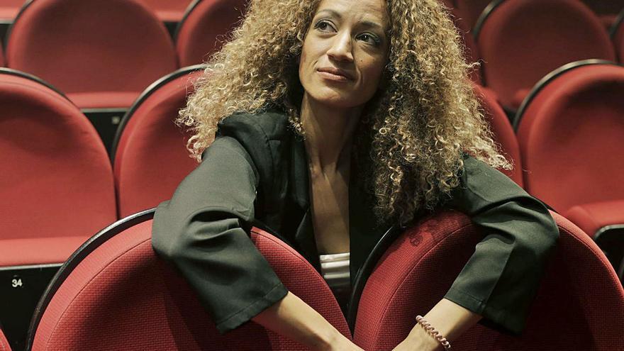 Kerry Sankoh, la voz española de Tina Turner