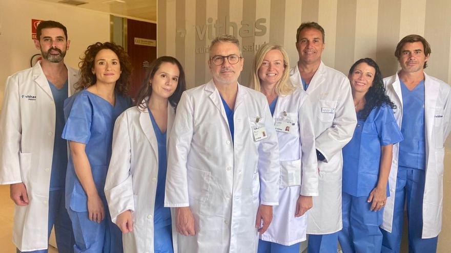 El Hospital Vithas Málaga refuerza su servicio de cirugía general y digestiva avanzada