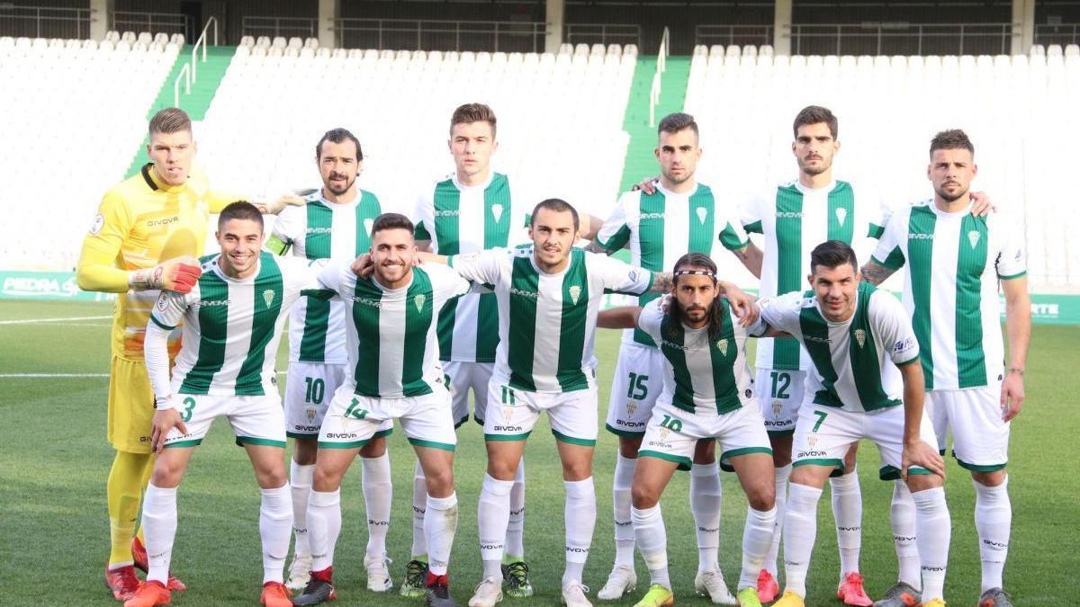 Las notas de los jugadores del Córdoba CF-Yeclano Deportivo