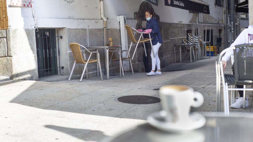 Galicia gana 17.000 ocupados, pero el paro de mayores de 55 años repunta con fuerza