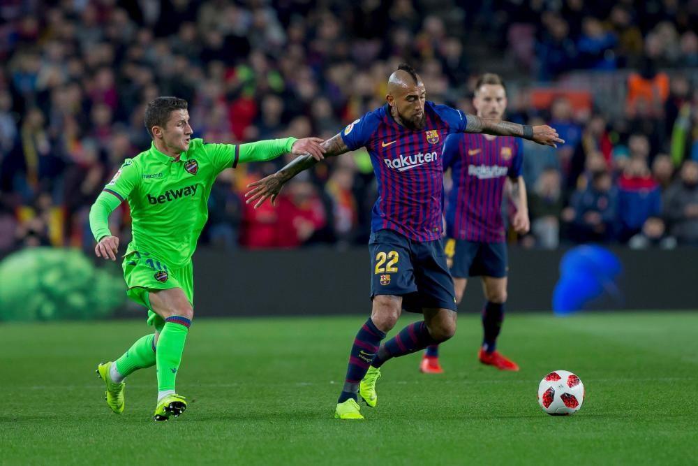Copa del Rey: Barcelona-Levante