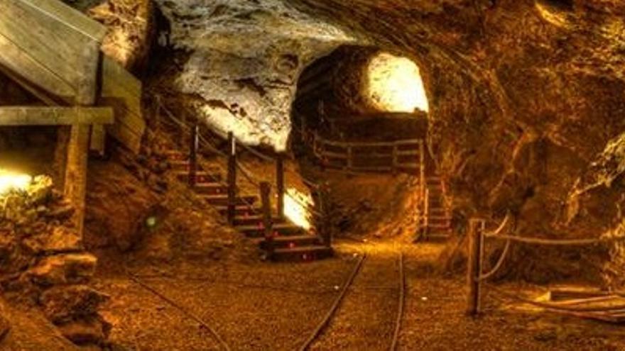 La ruta de las minas