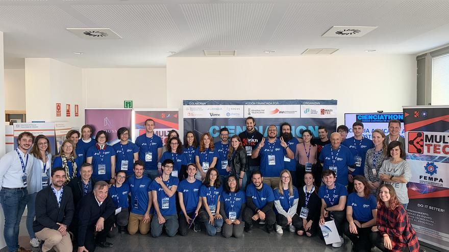 El Parque Científico de la UA organiza el II Cienciathon