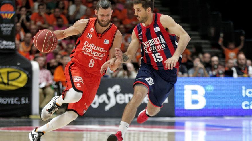 El Valencia Basket se asegura plaza en la Euroliga