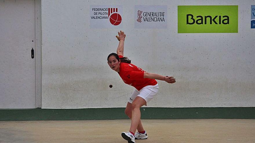 La Lliga Bankia de Raspall d'Elit Femenina, el día 20