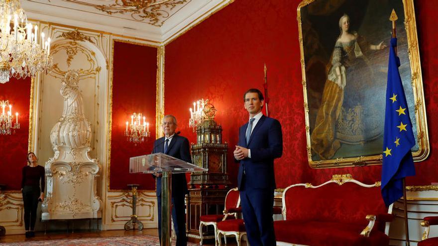 La presidencia de Austria, evacuada por falsa amenaza de bomba