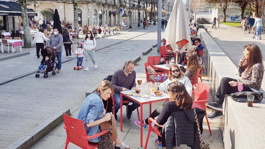 Aumentan los aforos en la hostelería y el ocio nocturno gallego