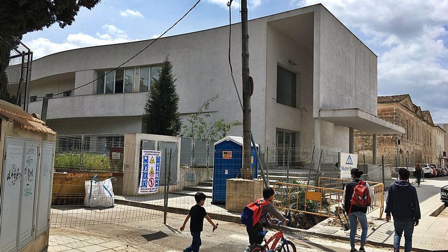 Empieza la ampliación del colegio público Simó Ballester
