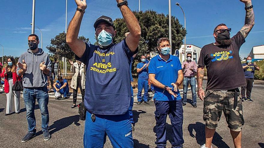 """Airbus admite la situación """"crítica"""" en Puerto Real"""