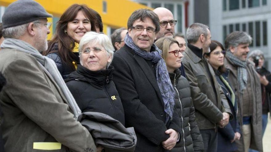 La obstinación de Puigdemont frustra el plan de legislatura del PDECat y ERC