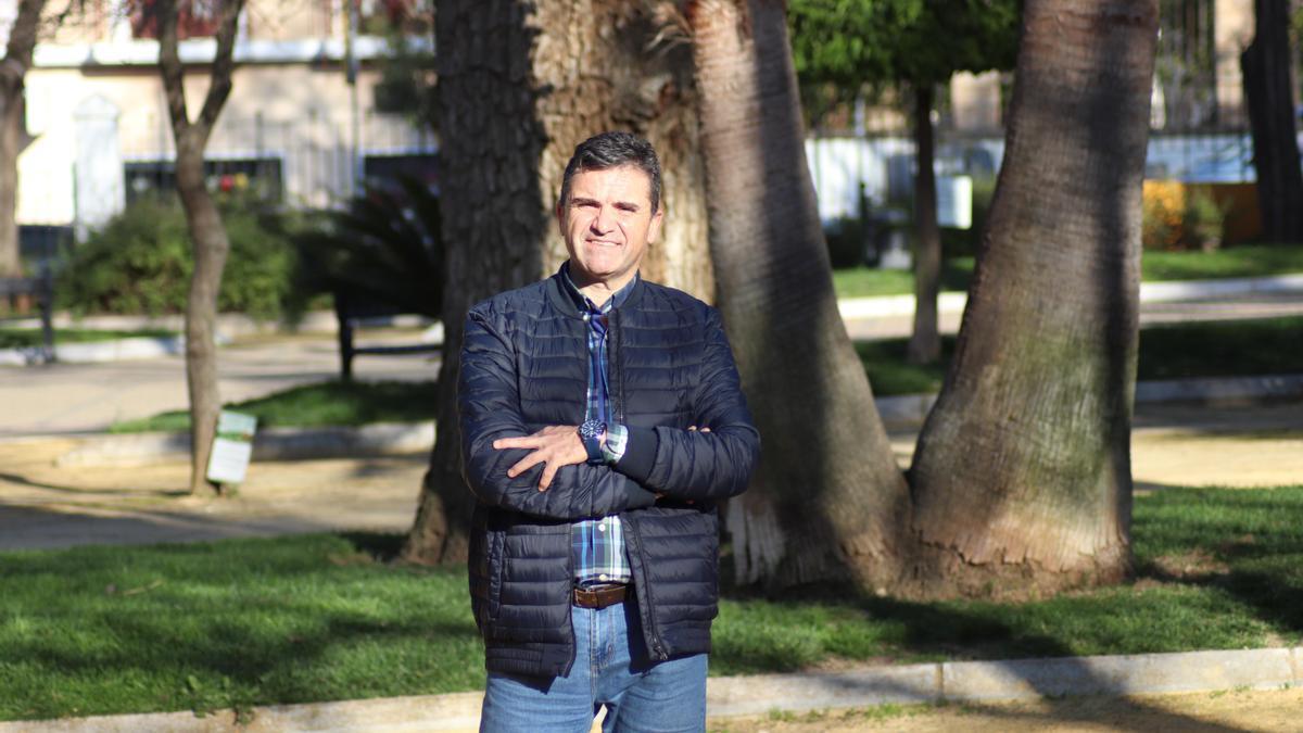 El responsable provincial de Podemos Córdoba, José Antonio Ranchal.