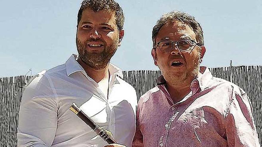 """El alcalde de Maria denuncia que la moción de censura en su contra se debe a """"rabias personales"""""""