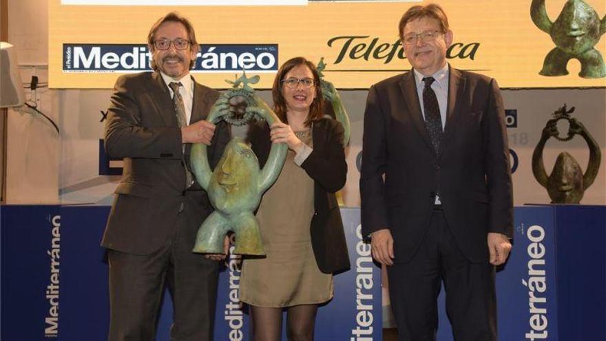 La gran cita de la economía premia a las firmas más destacadas de Castellón