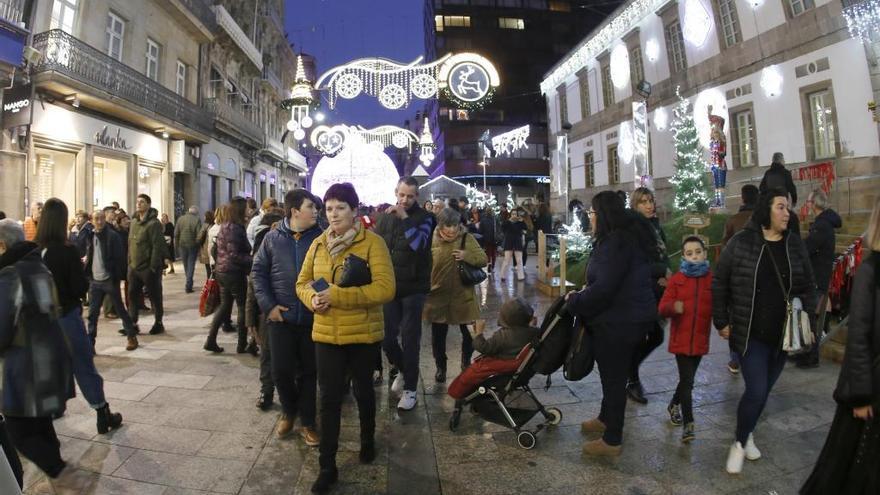 Los gallegos, entre los más generosos en regalos de Navidad