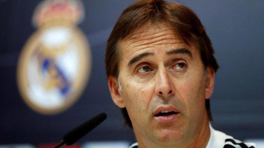 Lopetegui lleva al Madrid a los tribunales, según Onda Cero