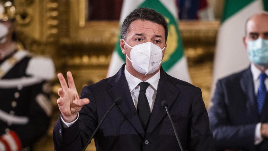 Renzi se enroca y complica la formación de gobierno en Italia