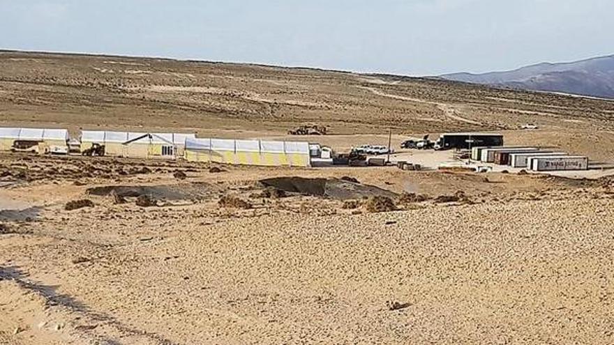 Disney inicia els preparatius per al rodatge de 'Star Wars' a Fuerteventura