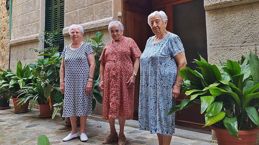 Las últimas monjas de la Caridad abandonan Sóller tras casi 160 años de historia