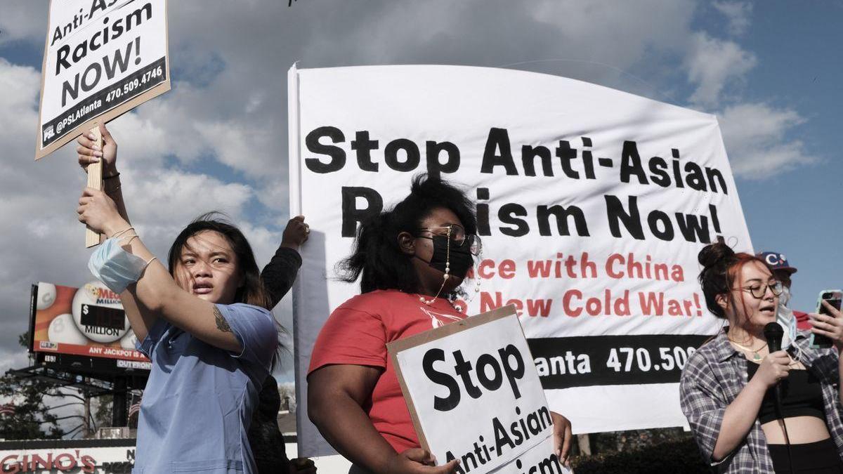 La matanza de Atlanta pone el foco en el racismo contra los asiático-estadounidenses