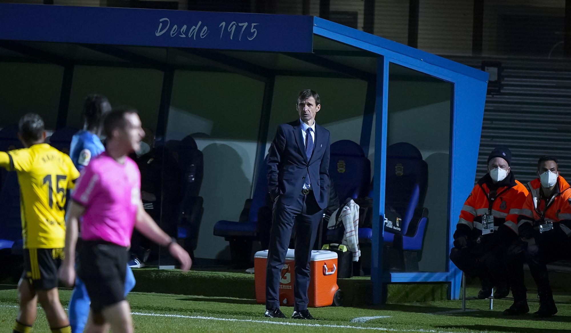 Al Real Oviedo se le escapa la victoria en el campo del Fuenlabrada
