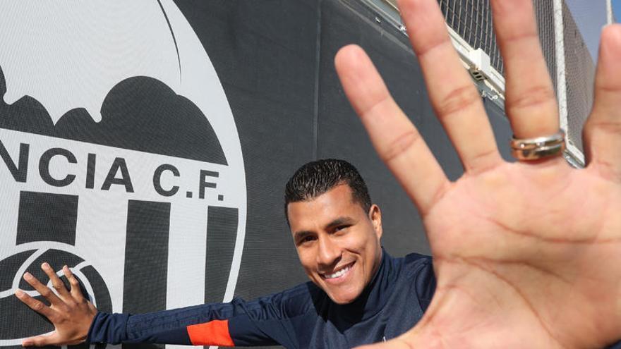 El motivo por el que Jeison Murillo vino a València