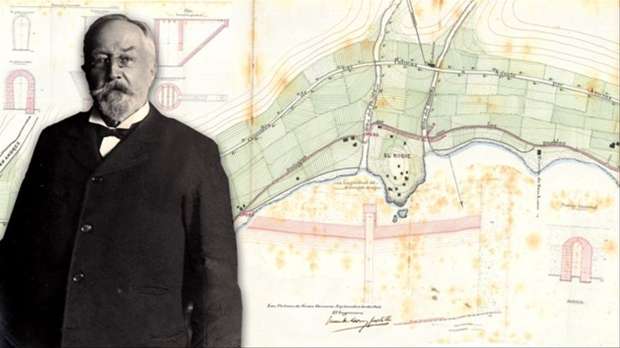 El historiador Juan Ismael Santana aborda las pioneras obras hidráulicas del visionario ingeniero Juan León y Castillo en el ciclo 'Diálogos leoninos'