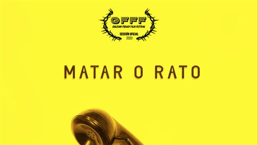 Galician Freaky Film Festival - Bloque curtas: Co Cu Torcido vol. 1