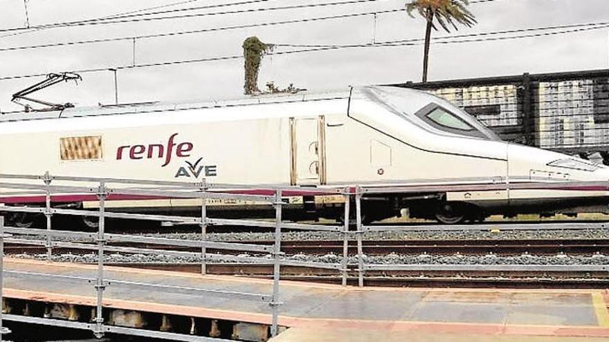 El AVE circulará soterrado 3 kilómetros en Lorca