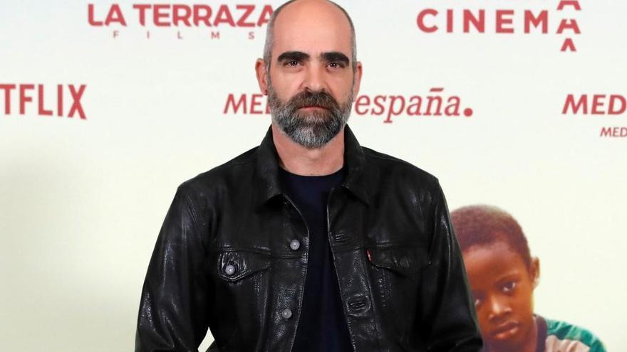 """Luis Tosar critica la polémica sobre Antonio Banderas como actor """"de color"""""""