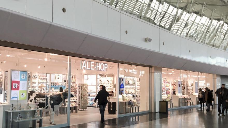 Ale-Hop entra en los aeropuertos con su primera tienda en Manises