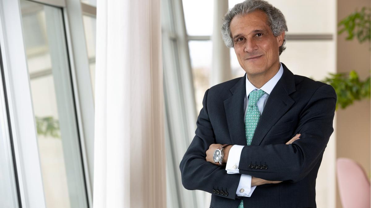 Raúl Gónzález, consejero delegado EMEA de Barceló