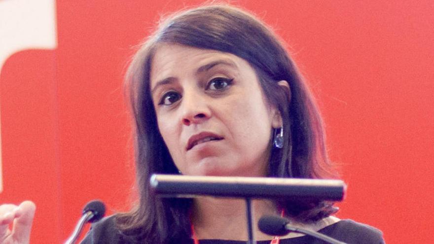 El PSOE recuerda a Díaz que la plurinacionalidad es obligada